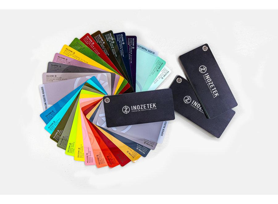Inozetek True Gloss 25-color sample package