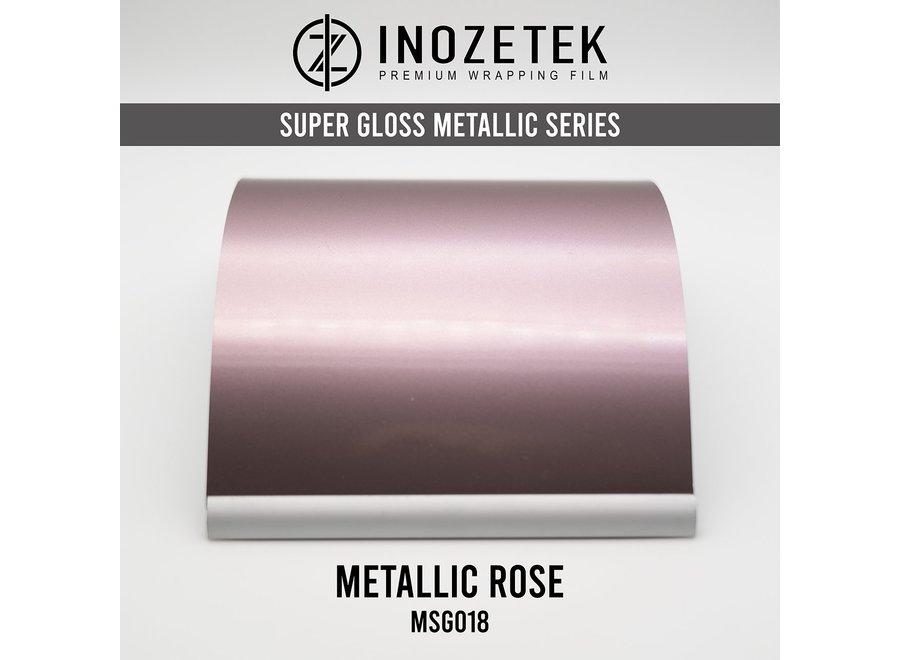 Inozetek Super Gloss Metallic Rose MSG018