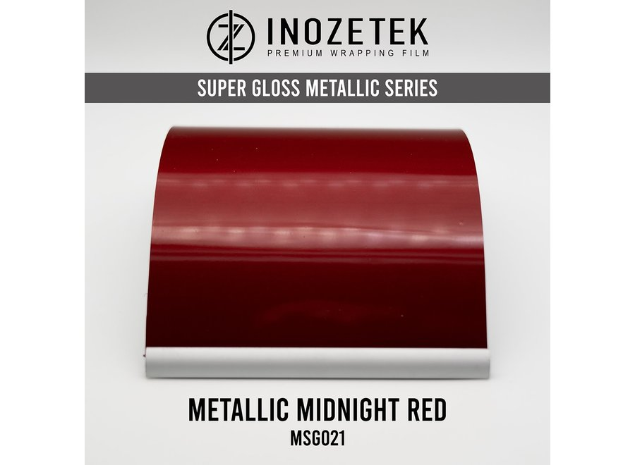 Inozetek Super Gloss Metallic Midnight Red MSG021