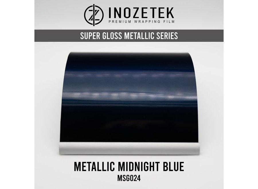 Inozetek Super Gloss Metallic Midnight Blue MSG024