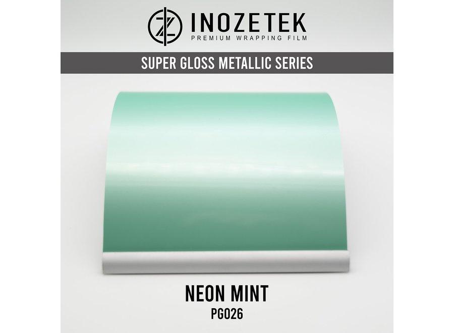 Inozetek Super Gloss Pearlescent Pearl Neon Mint - PG026