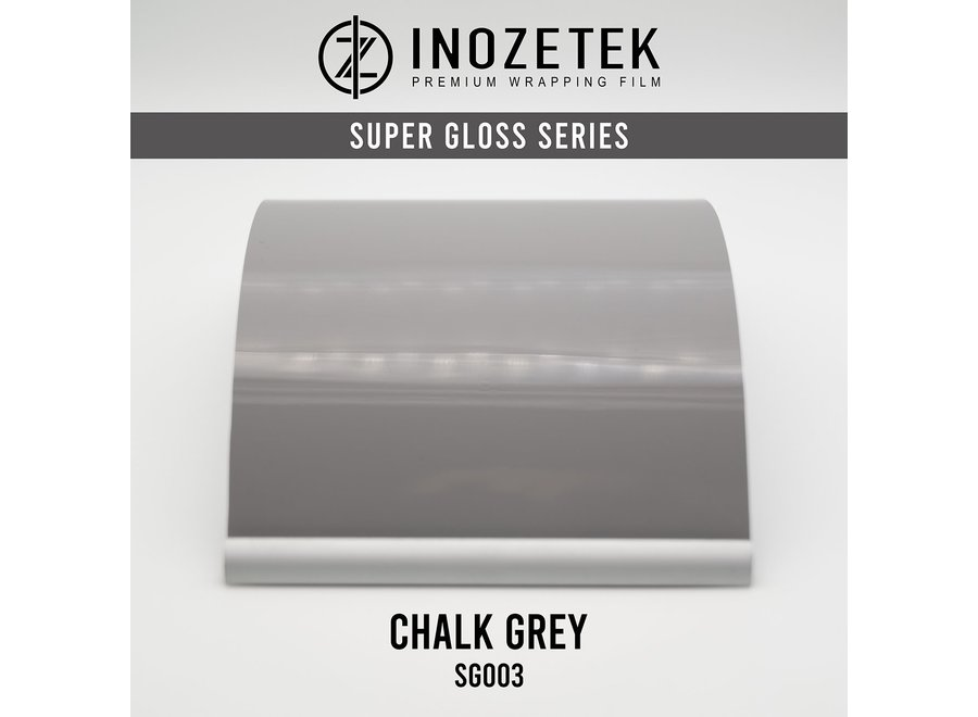 Inozetek Super Gloss Chalk Grey SG003
