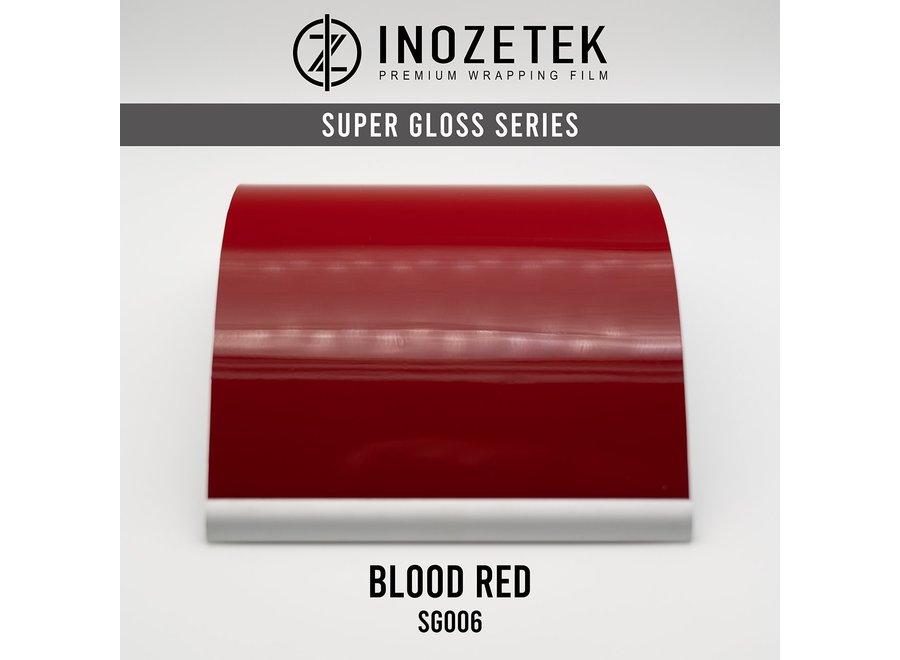Inozetek Super Gloss Blood Red SG006