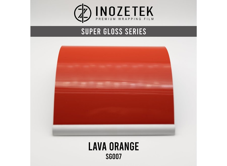 Inozetek Super Gloss Lava Orange SG007