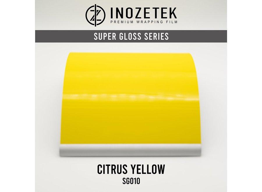 Inozetek Super Gloss Citrus Yellow SG010