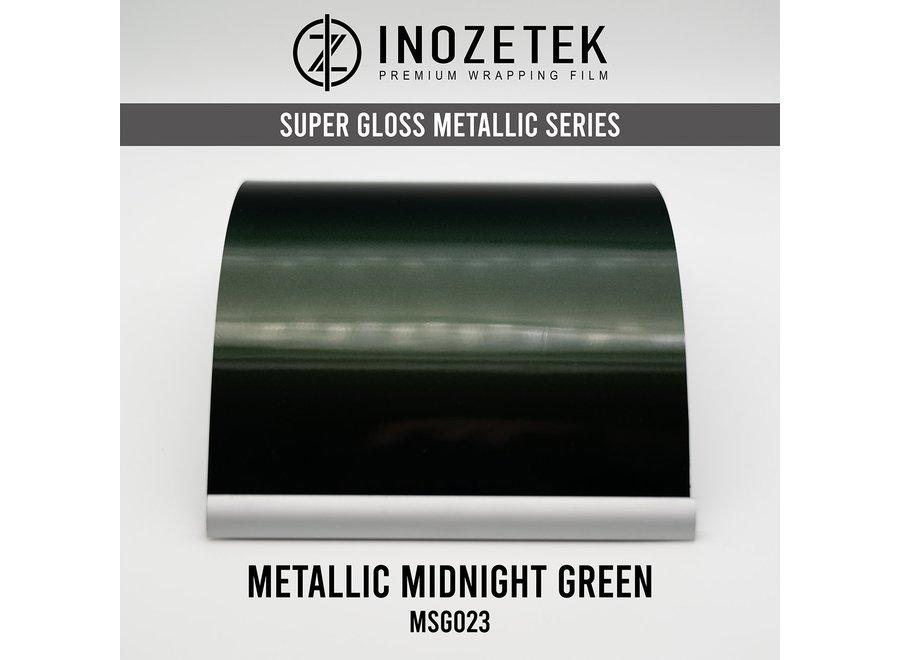 Inozetek Super Gloss Metallic Midnight Green MSG023