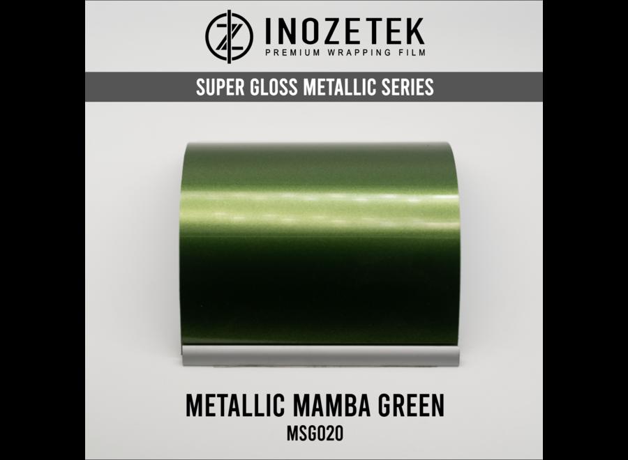 Inozetek Super Gloss Metallic Mamba Green MSG020