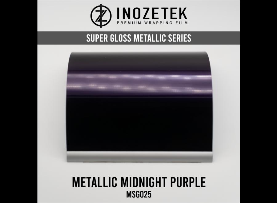 Inozetek Super Gloss Metallic Midnight Purple MSG025