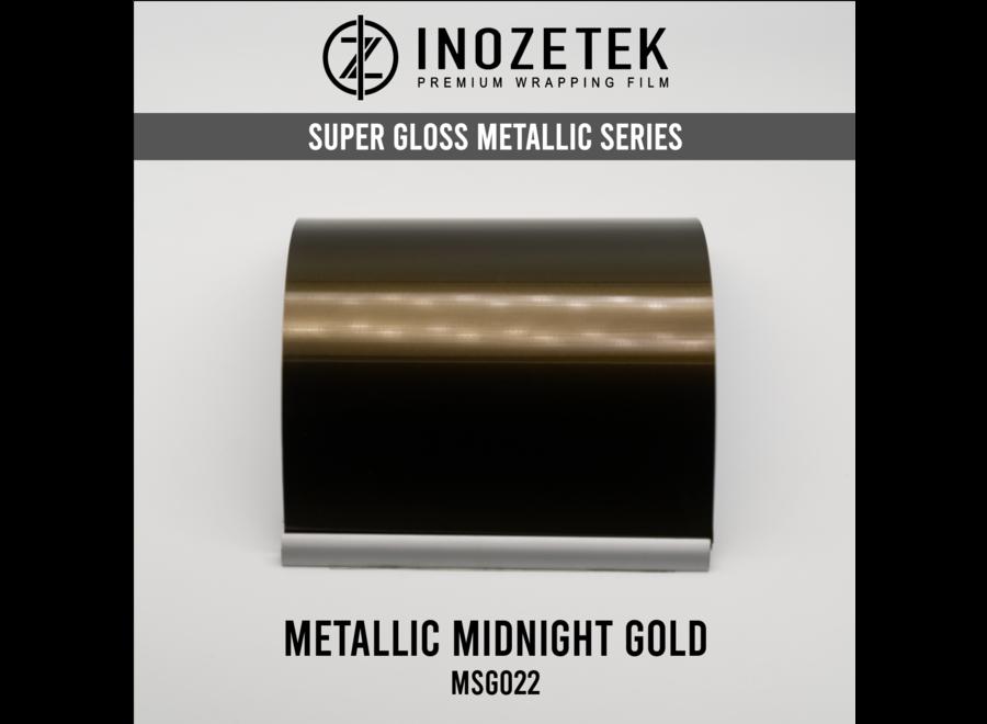 Inozetek Super Gloss Metallic Midnight Gold MSG022
