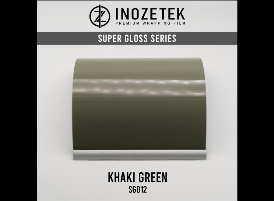 Inozetek Super Gloss Khaki Green SG012