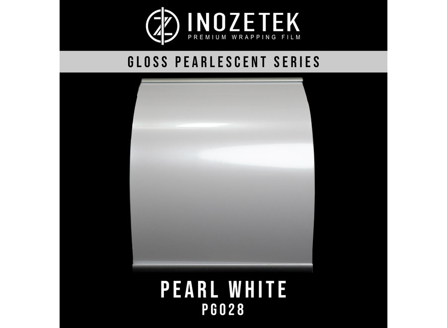 Inozetek Super Gloss Pearlescent Pearl White - PG028