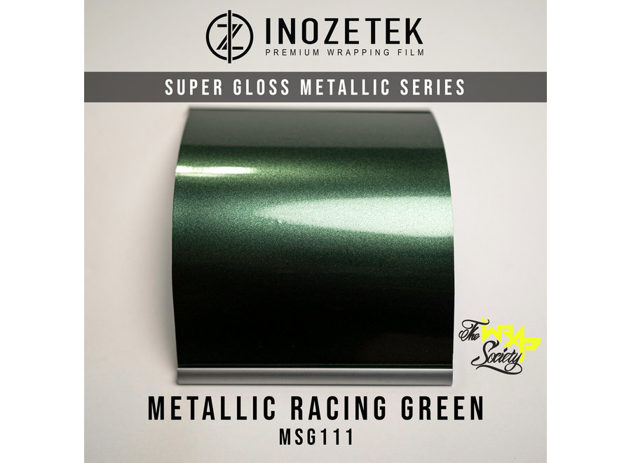 Inozetek Super Gloss Metallic Racing Green MSG111