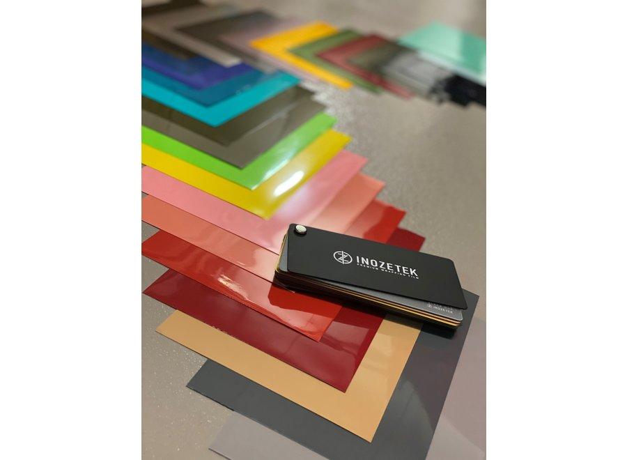 Inozetek 29-color A5 sample package