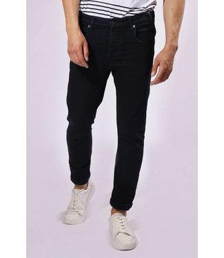 Zumo-Jeans-PETE NUDE-RELAX-Denim Blue Black