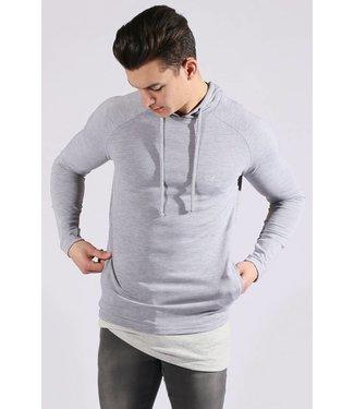 Zumo-Sweatshirts-HOODY-KARDES-Grey