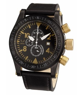 Zumo Watches WATCH-1848S Black