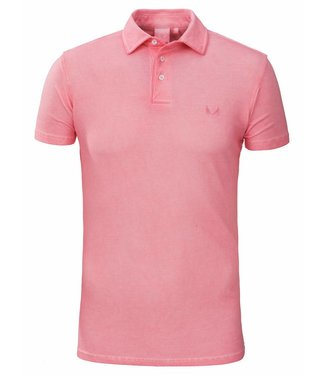 Zumo Polo's TOMMY-DIRTY-WASH Pink