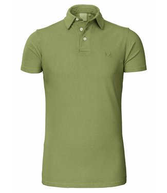 Zumo Polo's TOMMY-DIRTY-WASH Green