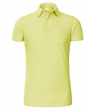 Zumo Polo's TOMMY-DIRTY-WASH Yellow