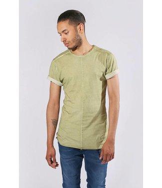 Zumo-T-shirts-CORIPOTO- DIRTY-Green