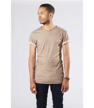 Zumo-T-shirts-CORIPOTO- DIRTY-Brown