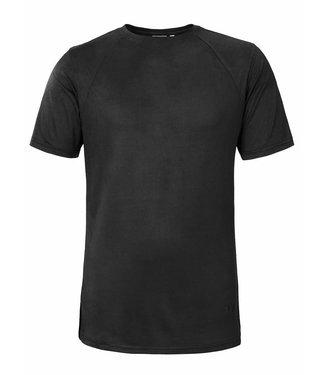 Zumo-T-shirts-PUMAREDA-SUEDE-Black