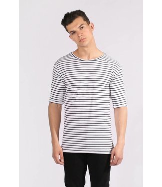 Zumo-T-shirts-PUMAREDA-STRIPE-White
