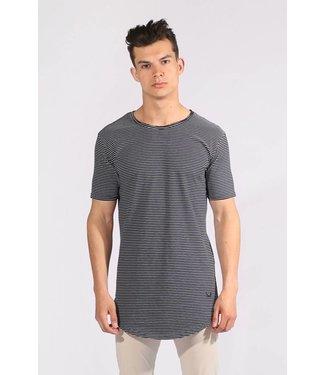 Zumo-T-shirts-SCHORIPOTO-CHALK-Navy