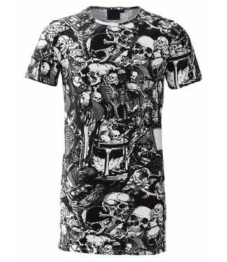 Zumo-T-shirts-SCHIO-PRINT-Black