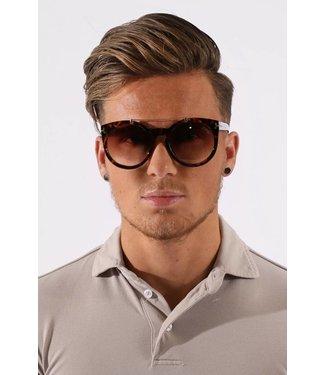 Zumo Sunglasses GOROU-XG87-C4 Brown