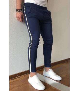Zumo-Pants-VISGRADEN-SPORTS-Dark Blue