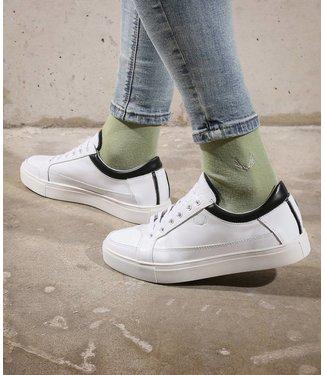 Zumo Socks SOX-FLAT-KNIT Green
