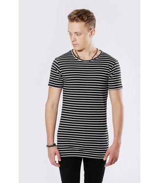 Zumo-T-shirts-SCHIO-BIG-STRIPE-Black