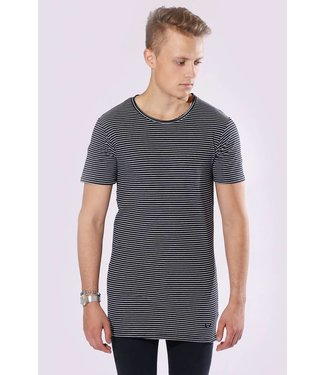 Zumo-T-shirts-SCHIO-CHALK-STRI-Navy