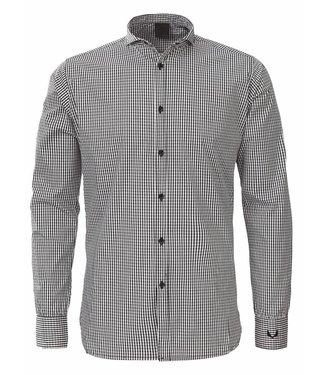 Zumo-Shirts-SONNY- CHECK-Black