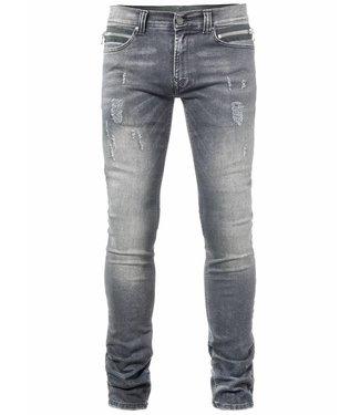 Zumo-Jeans-FRESNIK- ZIP-Denim Grey