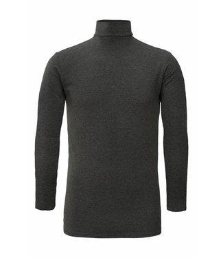 Zumo-T-shirts-TURTLE-LS-Black Melee