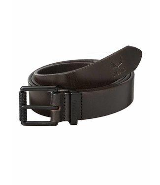 Zumo Belts LOGO-BUCKLE DarkGrey