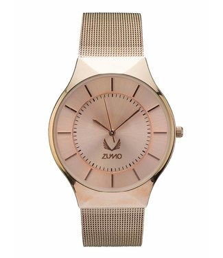 Zumo-Watches-S624-Rose Gold