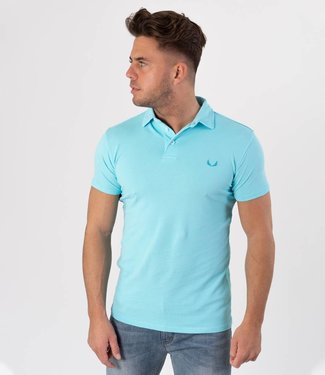 Zumo-Polo's-TOMMY-Turquoise Blue