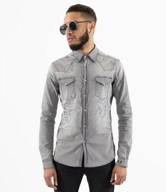 Zumo-Shirts-JEKYLL-DAMAGED-Grey