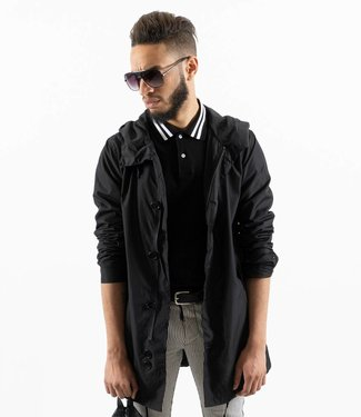 Zumo-Coats-DELRAY-Black