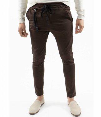 Monavoid-Pants-DIVIANO-PIED-Brown/Black