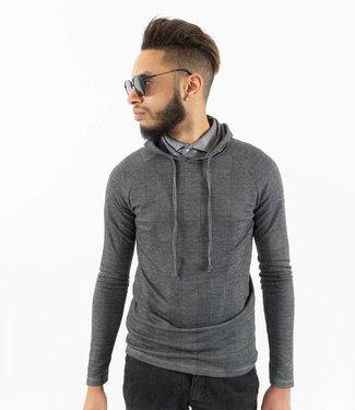 Monavoid-Sweatshirts-HOODY-INTEX-Grey