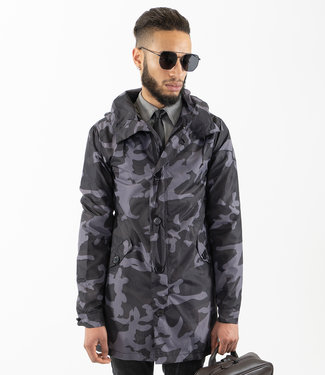 Zumo-Coats-DELRAY-CAMO-Dark Grey