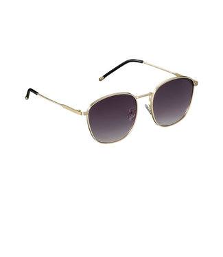 Zumo Sunglasses QMCC194-C2 Gold