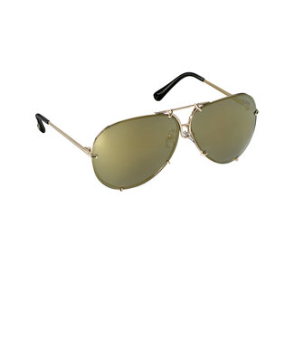 Zumo Sunglasses QMJR384-C3 Gold