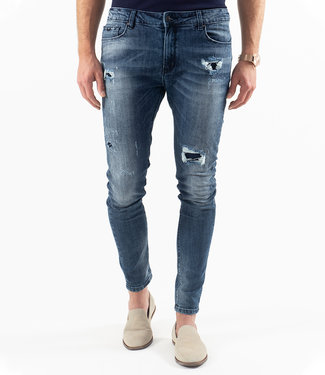 Zumo Jeans STEVE-DARK-STONE DenimBlue