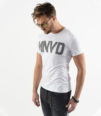 Monavoid-T-shirts-PATCHPIED-MNVD-White