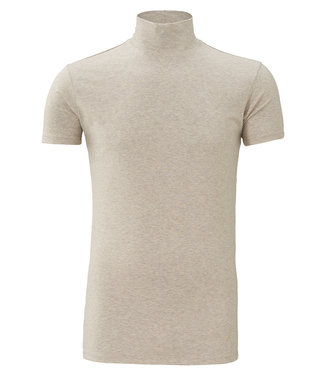 Zumo-T-shirt-TURTLE-V-Beige